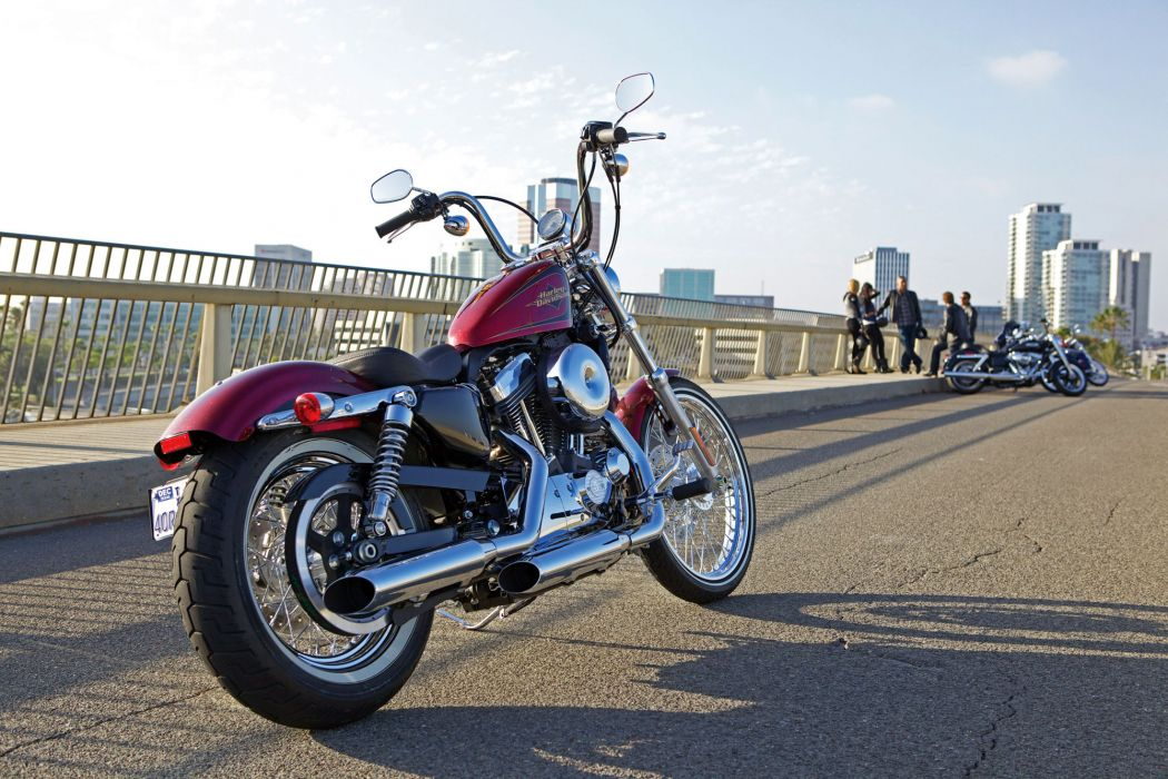 2012 Harley Davidson XL1200V Seventy-Two g wallpaper
