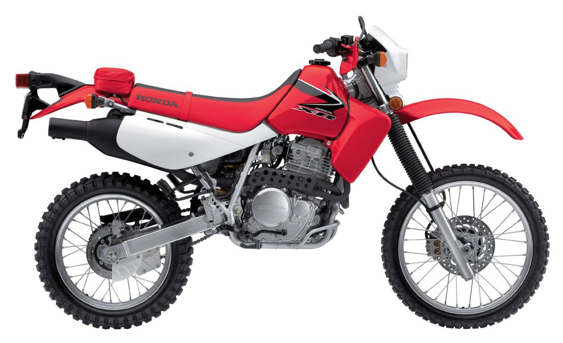2008 Honda XR650L    f wallpaper