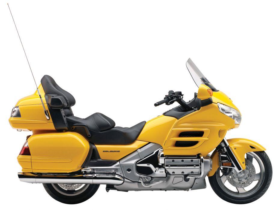 2009 Honda GL1800 Gold Wing wallpaper