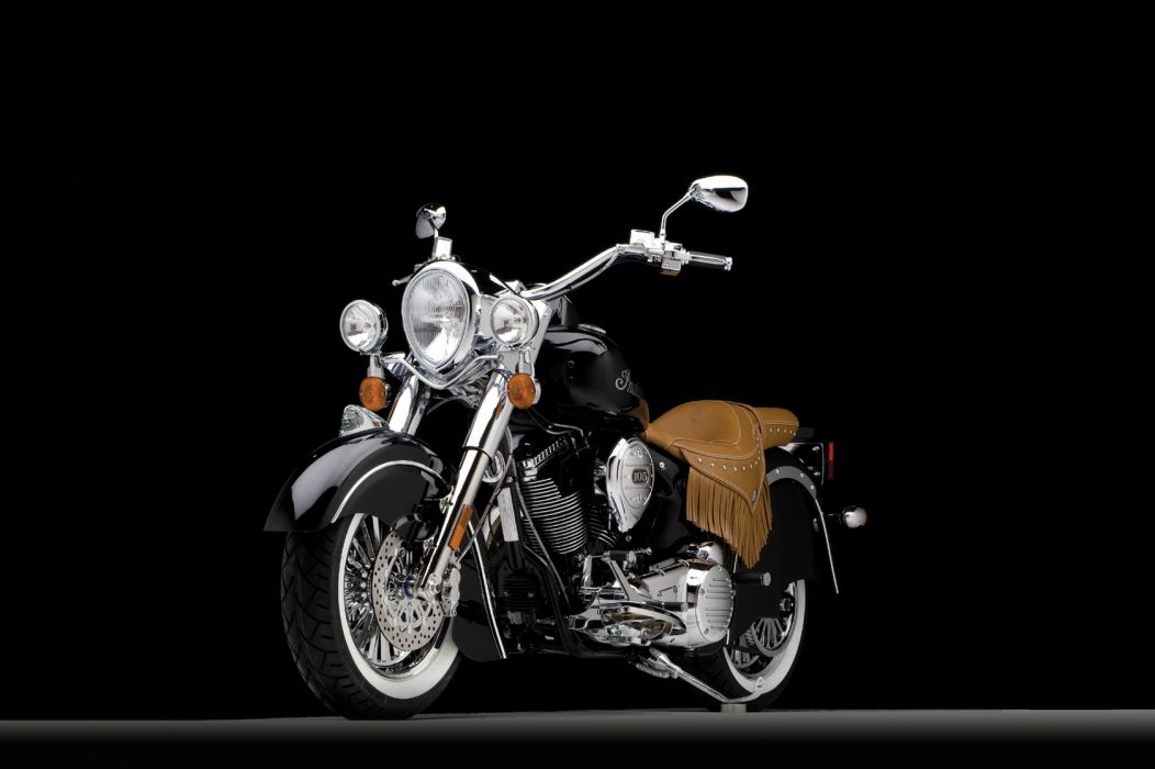 2009 Indian Chief Deluxe     h wallpaper