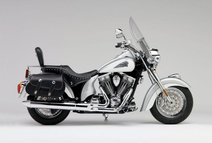 2009 Indian Chief Roadmaster wallpaper