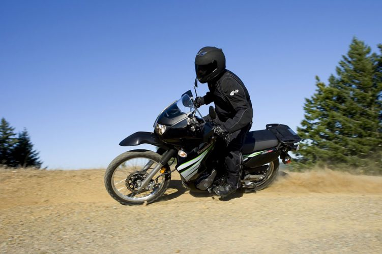 2009 Kawasaki KLR 650 c wallpaper