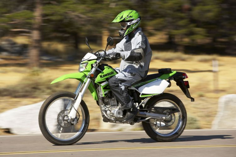2009 Kawasaki KLX250S c wallpaper
