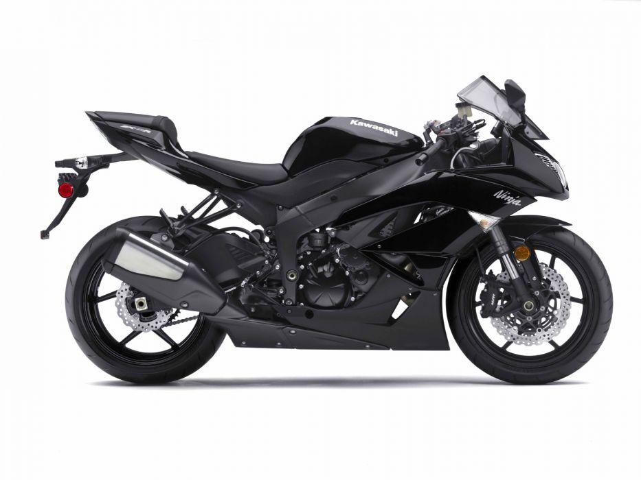 2009 Kawasaki Ninja ZX-6R       h wallpaper
