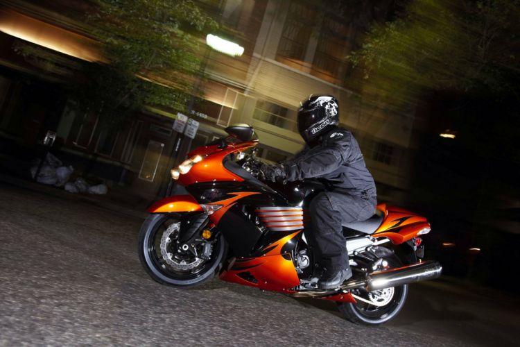 2009 Kawasaki Ninja ZX-14 wallpaper