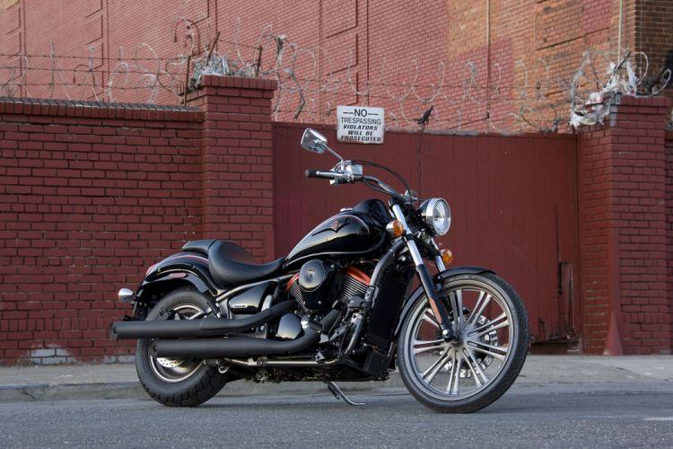 2009 Kawasaki Vulcan 900 Custom c wallpaper