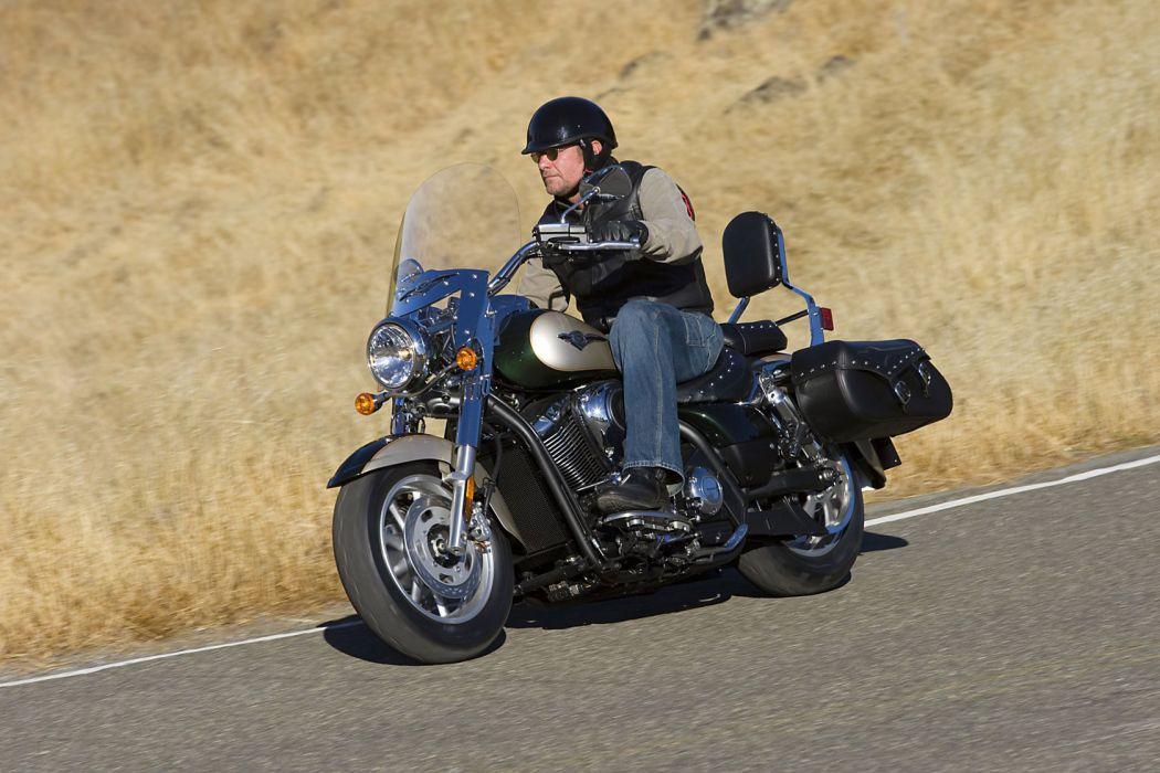 2009 Kawasaki Vulcan 1700 Classic L-T   f wallpaper
