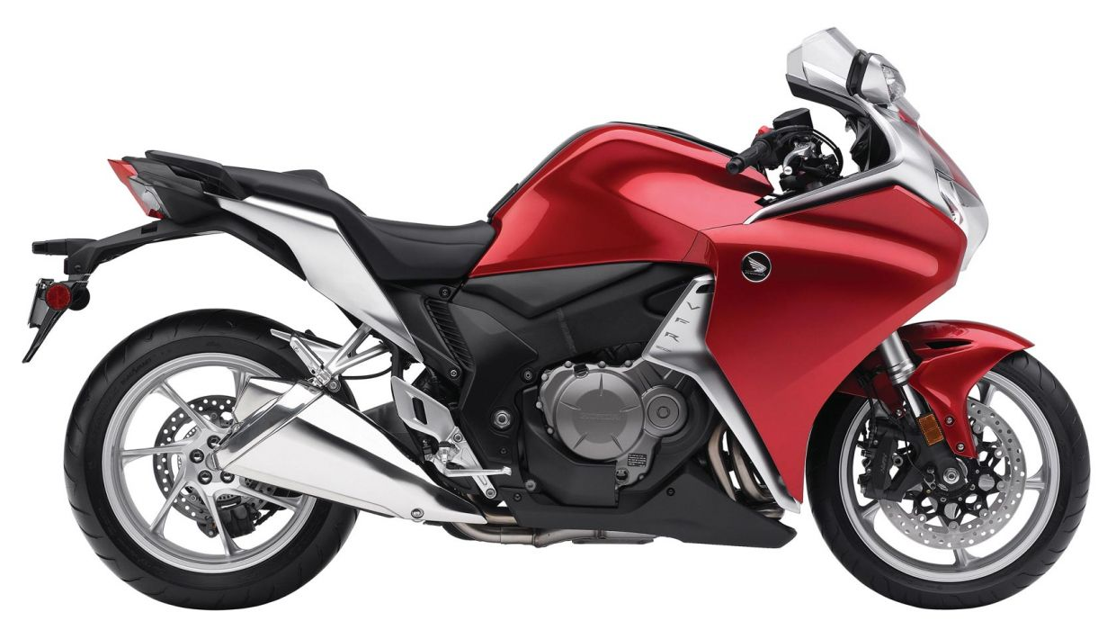 2010 Honda Interceptor VFR1200F  d wallpaper