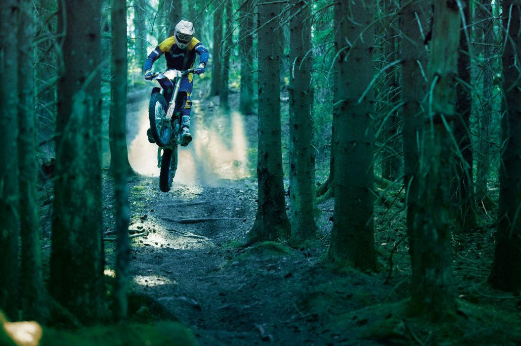 2010 Husaberg FE450 Enduro wallpaper