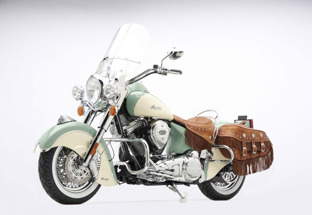 2010 Indian Chief Vintage   f wallpaper
