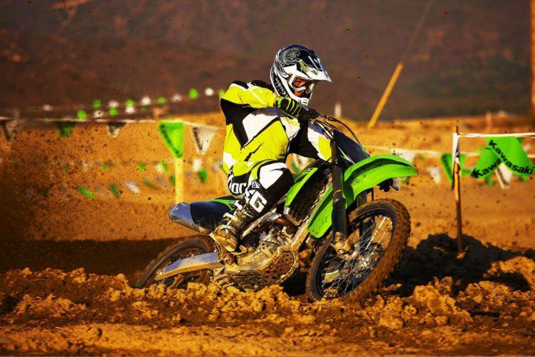 2010 Kawasaki KX250F h wallpaper