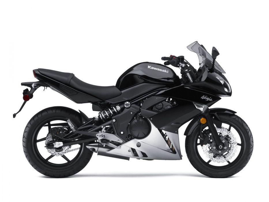 2010 Kawasaki Ninja 650R   f wallpaper
