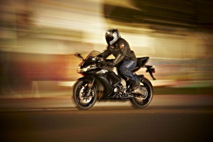 2010 Kawasaki Ninja ZX-10R f wallpaper