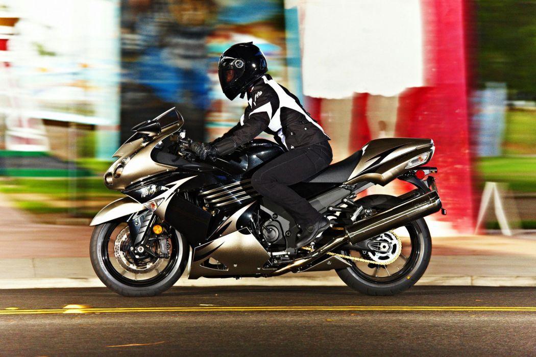 2010 Kawasaki Ninja ZX-14 wallpaper