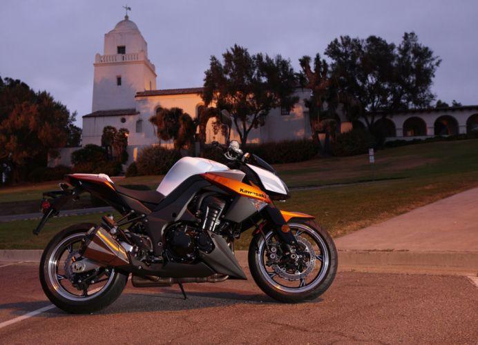 2010 Kawasaki Z1000 g wallpaper