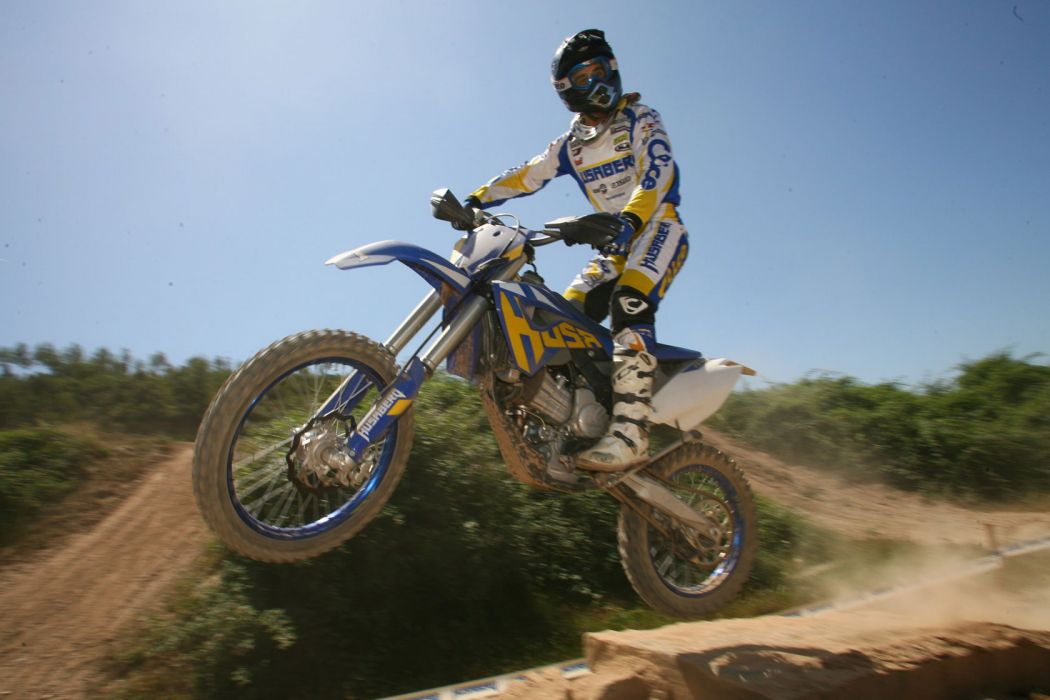 2011 Husaberg FX450 wallpaper