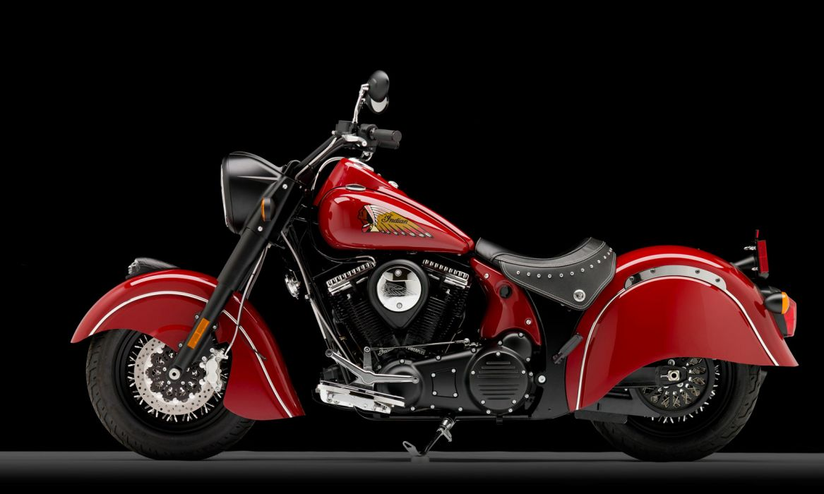 2011 Indian Chief Blackhawk Dark wallpaper