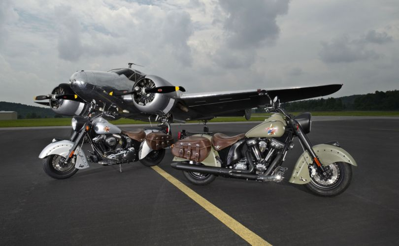 2011 Indian Chief Bomber wallpaper