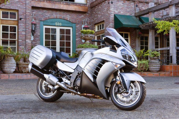 2011 Kawasaki Concours 14 ABS g wallpaper