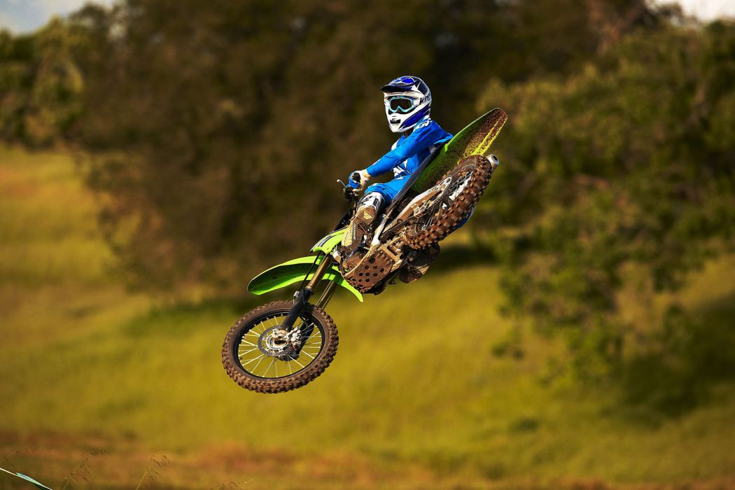 2011 Kawasaki KX 250F wallpaper