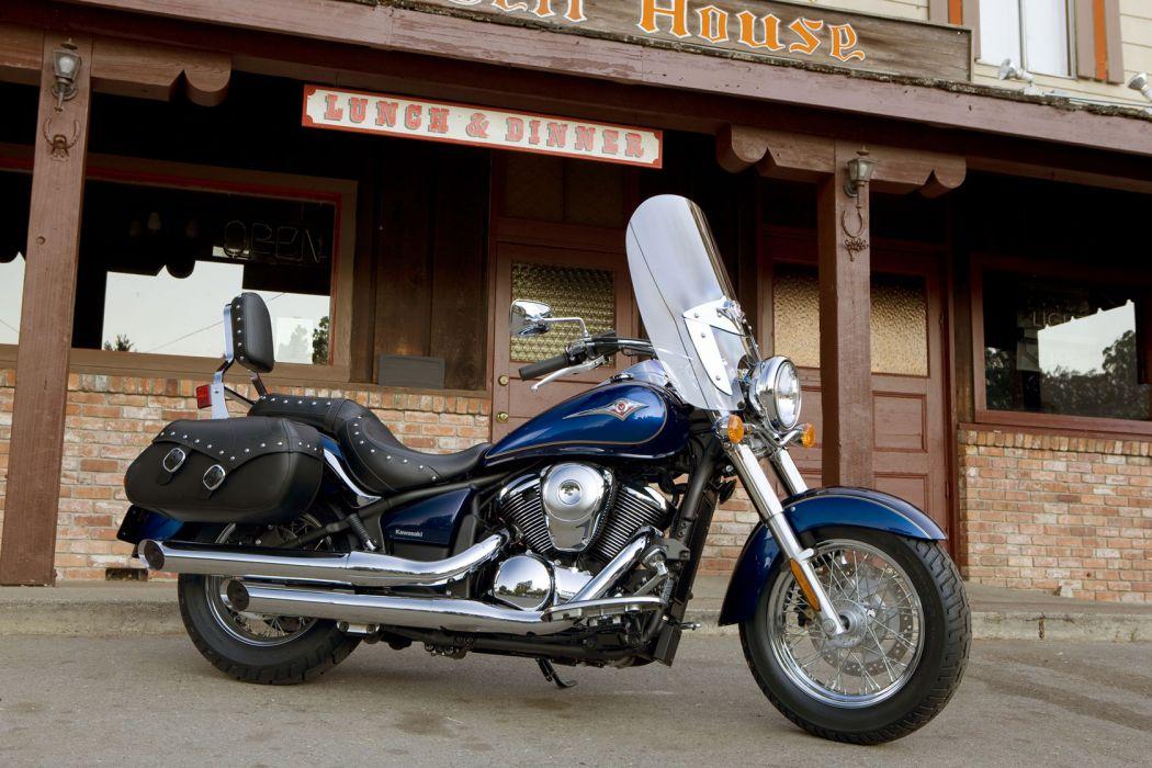 2011 Kawasaki Vulcan 900 Classic L-T   g wallpaper