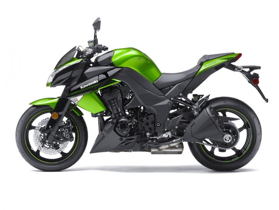 2011 Kawasaki Z1000  g wallpaper