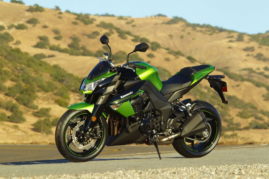 2011 Kawasaki Z1000 wallpaper