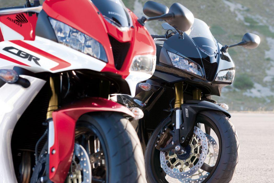 2012 Honda CBR600RR wallpaper