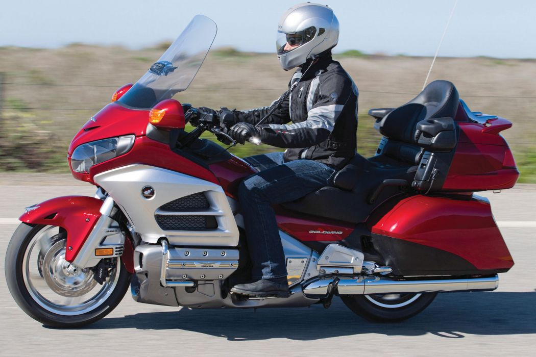 2012 Honda Gold Wing GL1800 Airbag wallpaper