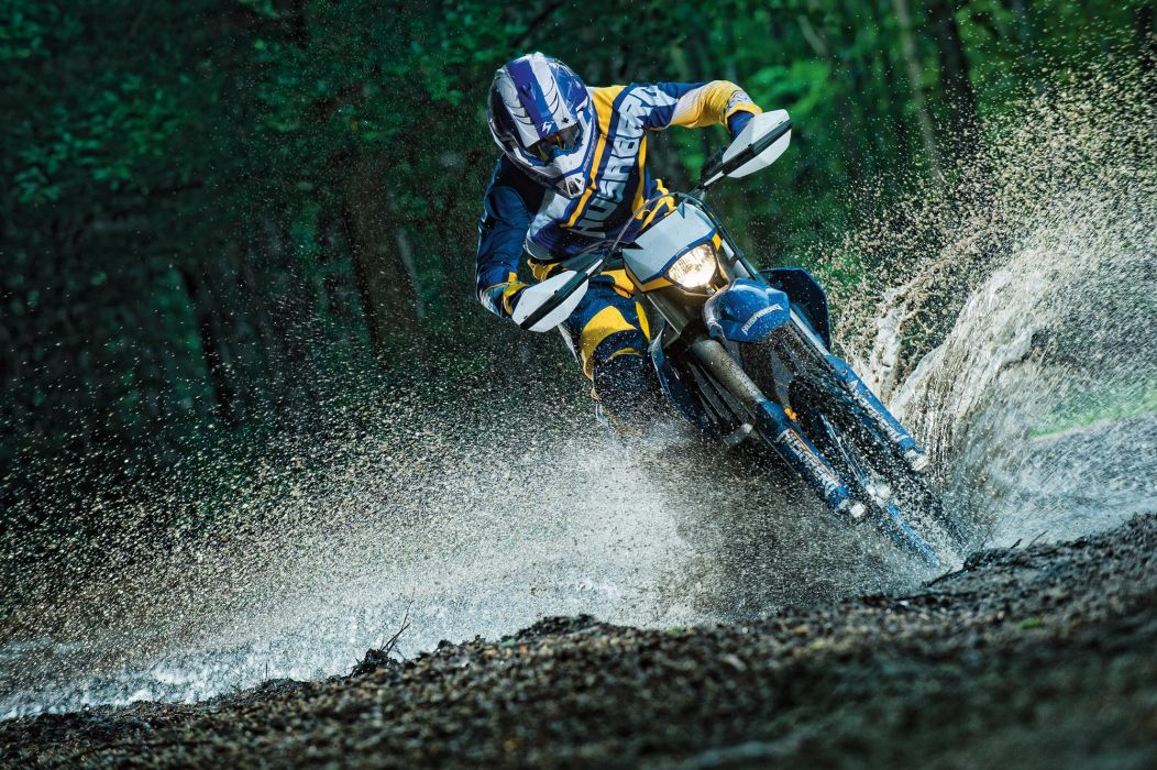 2012 Husaberg FE450 wallpaper