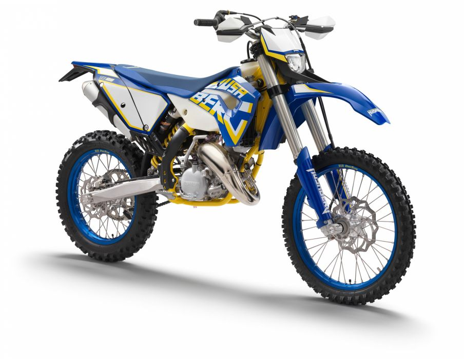 2012 Husaberg TE125     f wallpaper