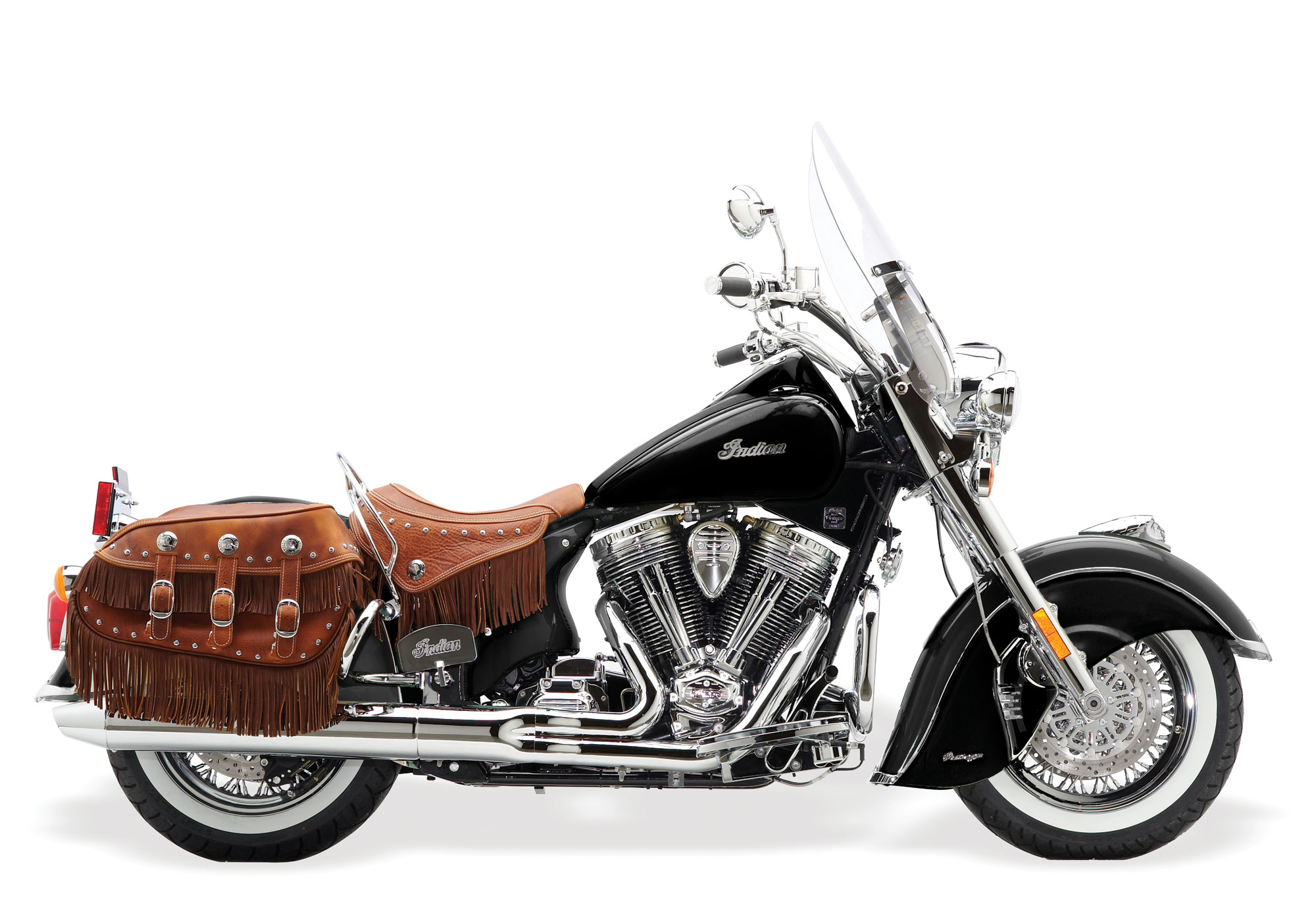 2012 Indian Chief Vintage W Wallpaper