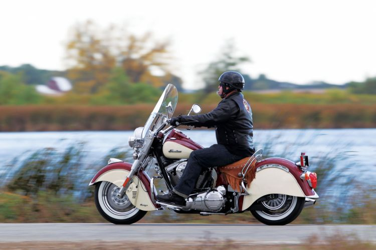 2012 Indian Chief Vintage f wallpaper