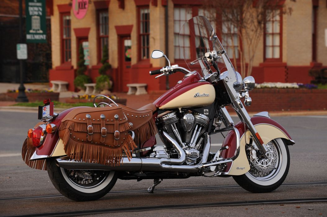 2012 Indian Chief Vintage wallpaper