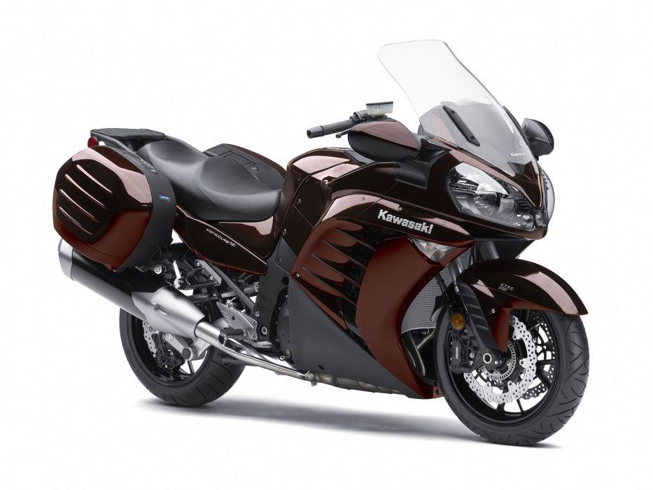 2012 Kawasaki Concours 14 ABS       g wallpaper