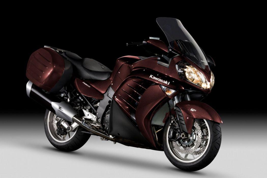 2012 Kawasaki Concours 14 ABS wallpaper