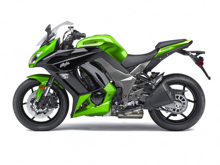 2012 Kawasaki Ninja 1000 wallpaper