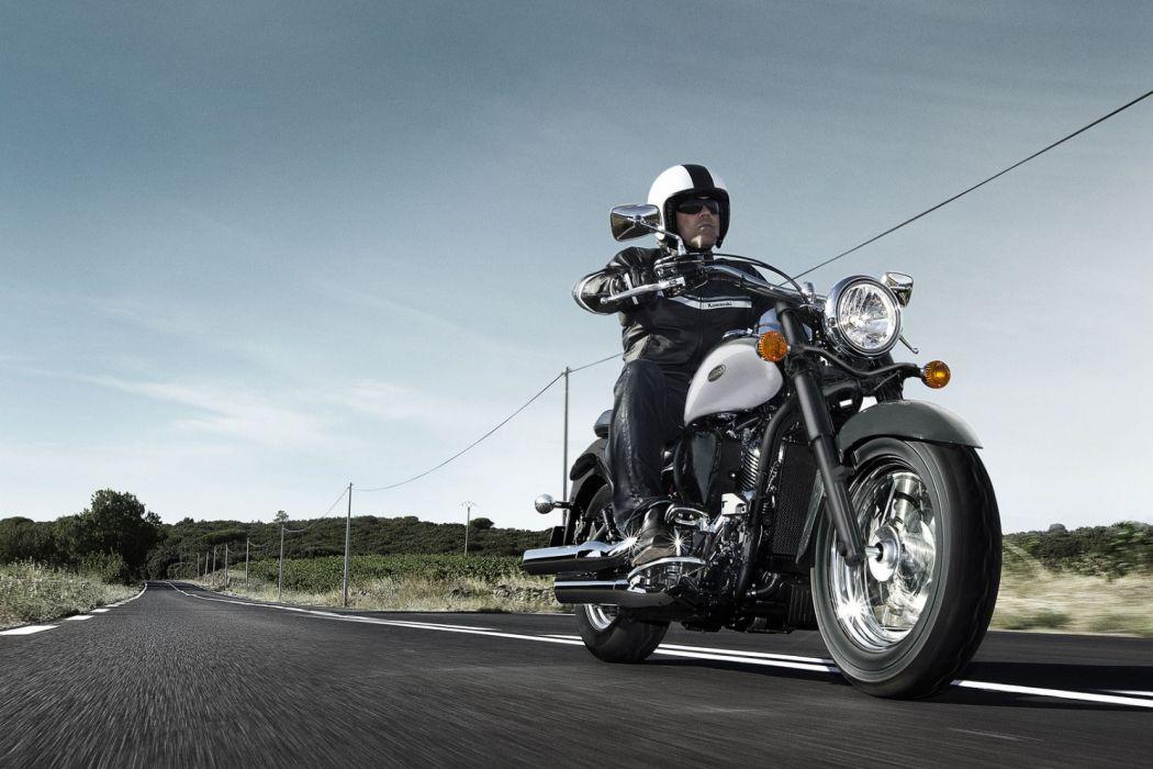 2012 Kawasaki Vulcan 900 Classic Special Edition wallpaper