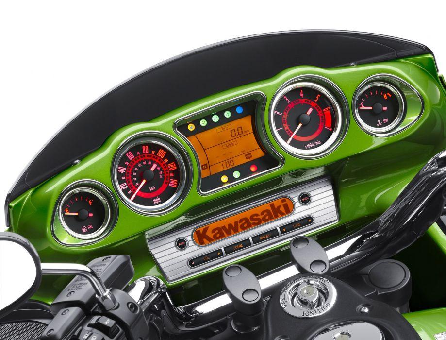 2012 Kawasaki Vulcan 1700 Vaquero interior wallpaper