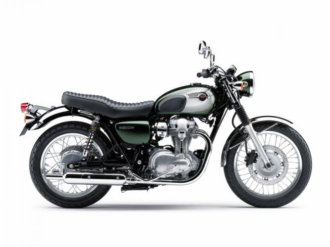 2012 Kawasaki W800 h wallpaper