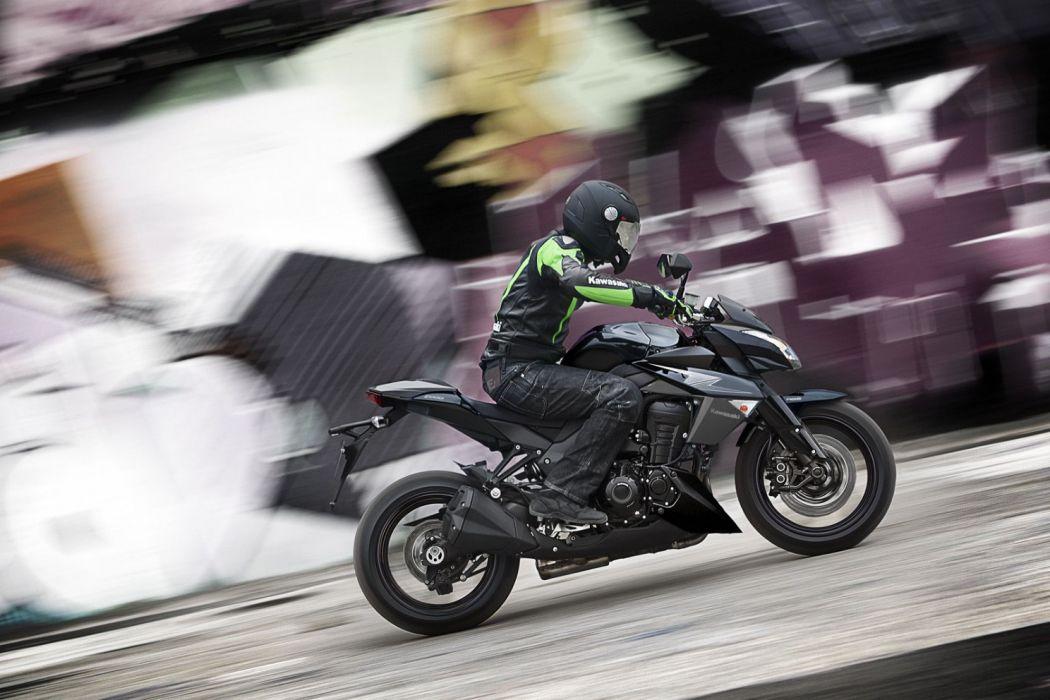 2012 Kawasaki Z1000 wallpaper