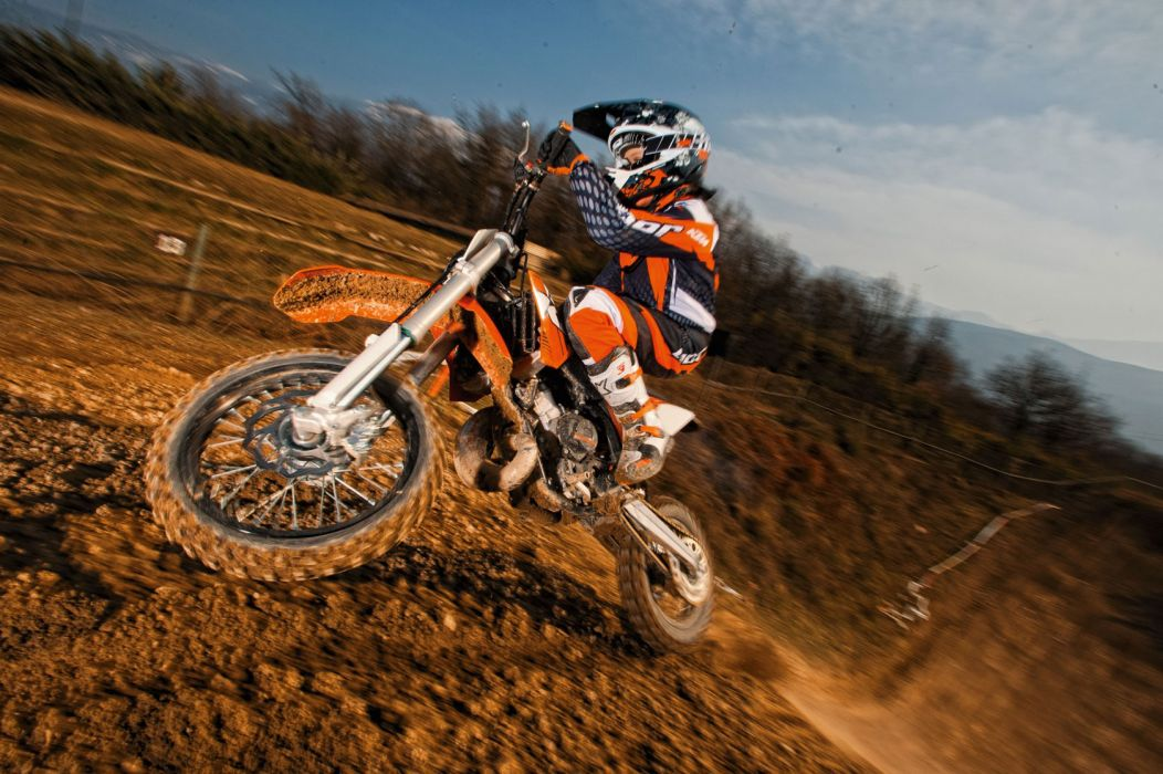 2012 KTM 50SX   f wallpaper