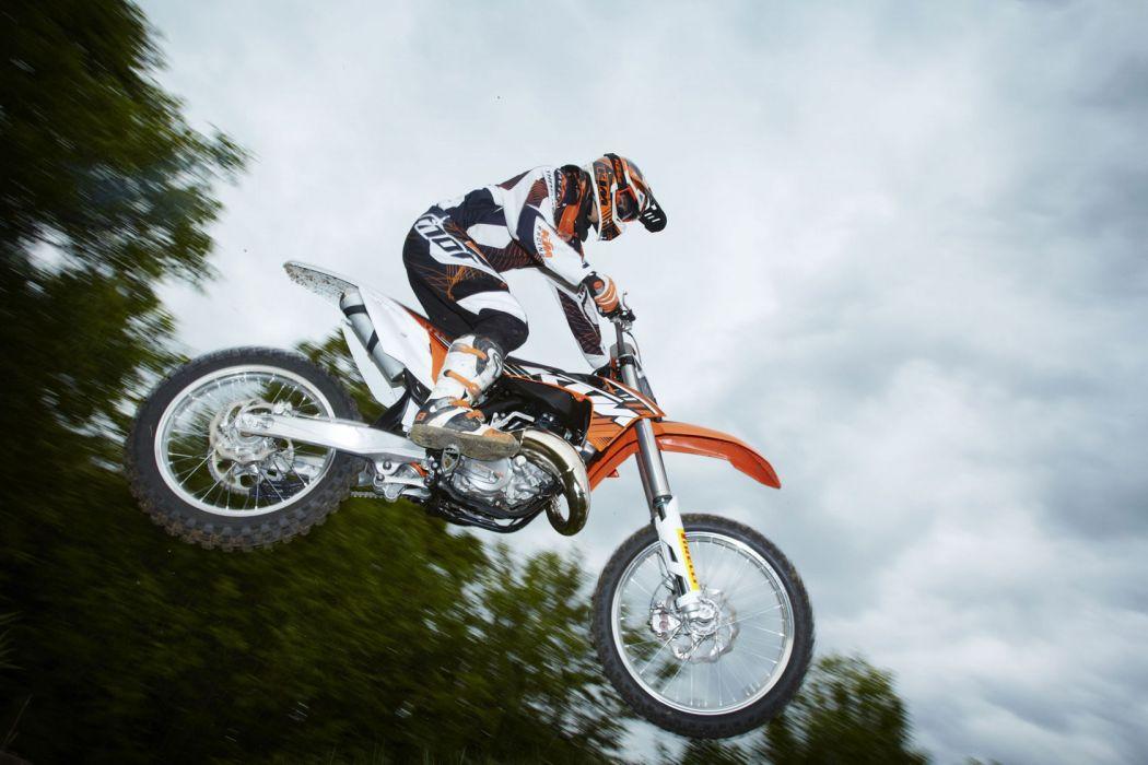 2012 KTM 150SX   f wallpaper