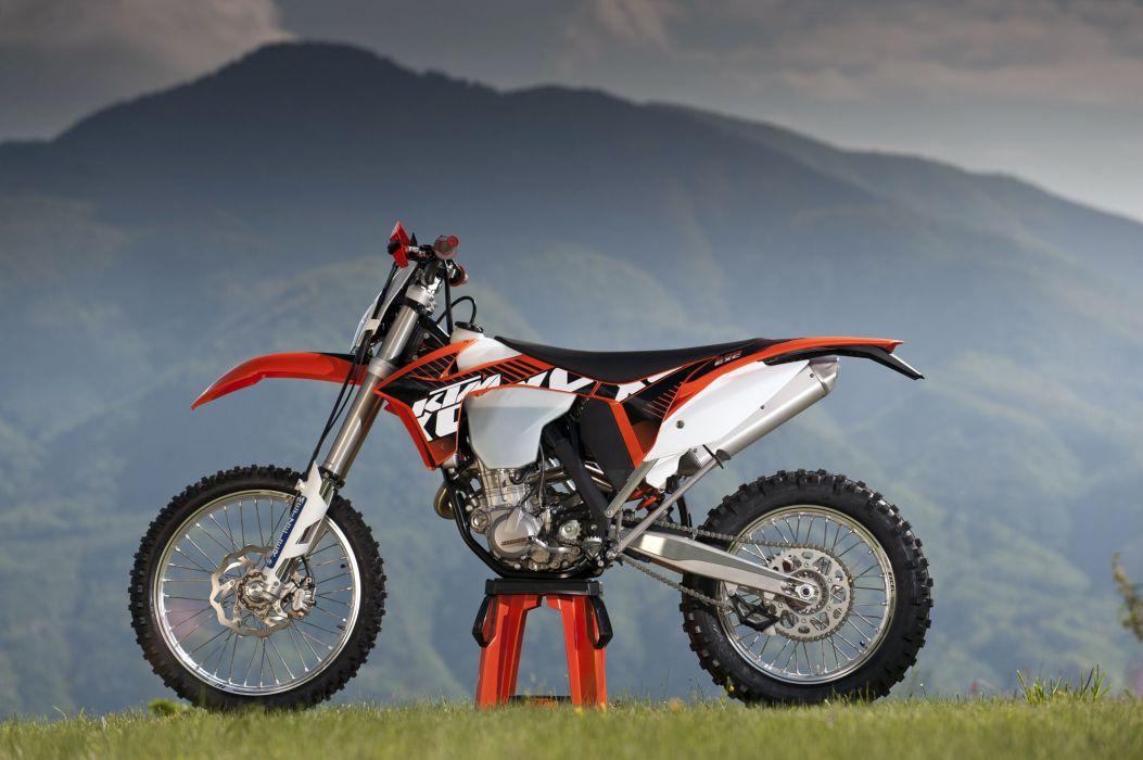 2012 KTM 500 EXC wallpaper