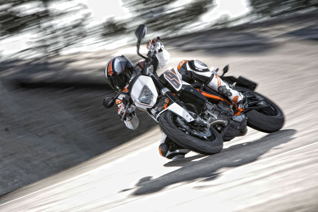 2012 KTM 690 Duke wallpaper