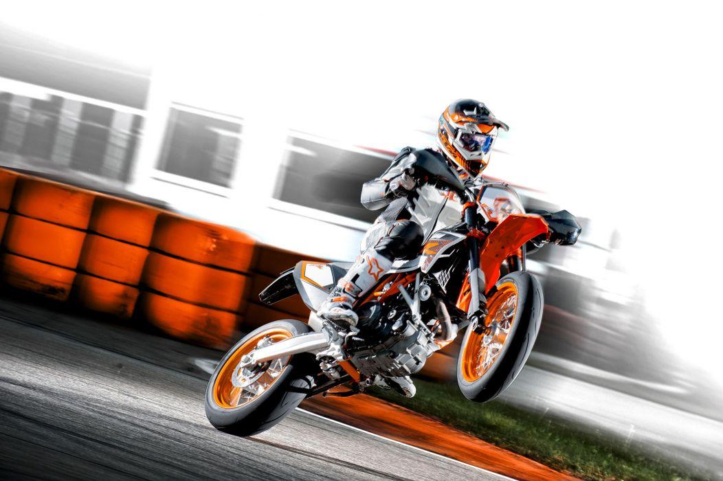 2012 KTM 690 SMCR     d wallpaper