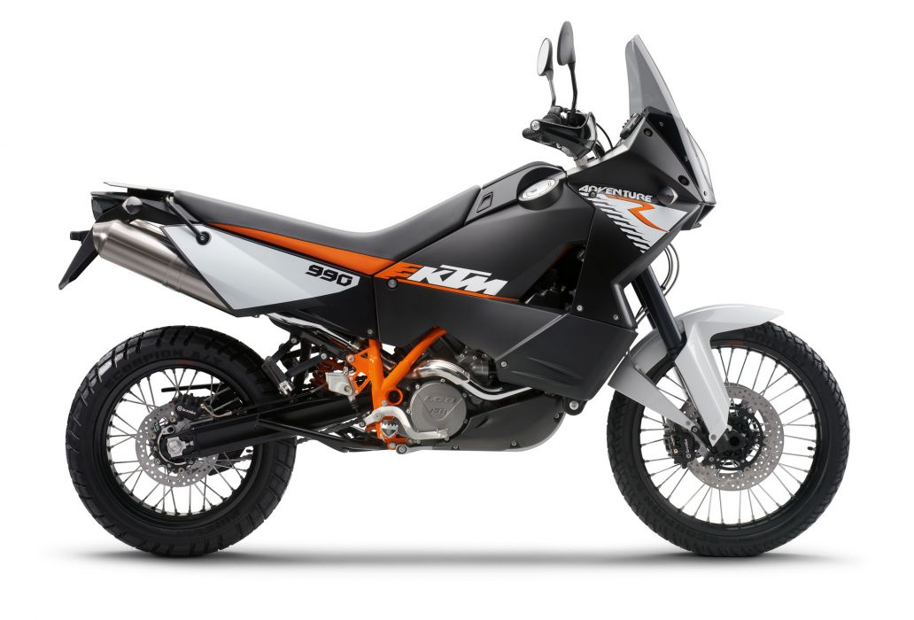 2012 KTM 990 Adventure-R   a wallpaper