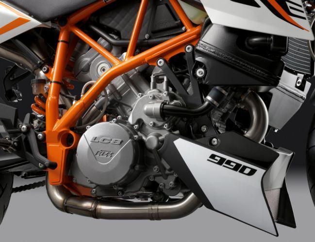 2012 KTM 990 Duke-R duke engine engines wallpaper