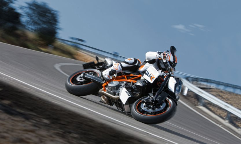 2012 KTM 990 Duke-R duke f wallpaper