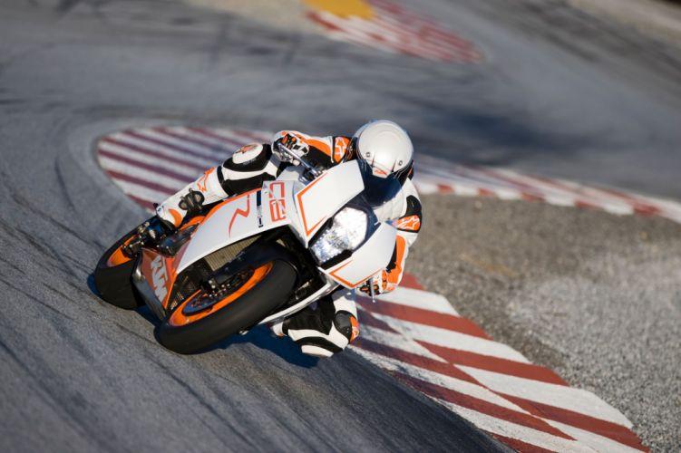 2012 KTM 1190 RC8R f wallpaper